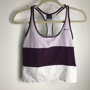 Nike Dri-fit Cropped Tank